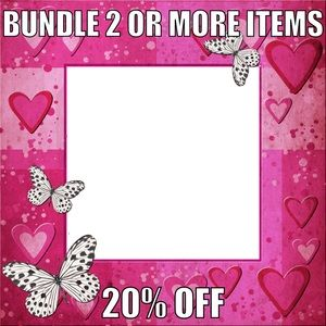 Other - Bundle and Save ♥️